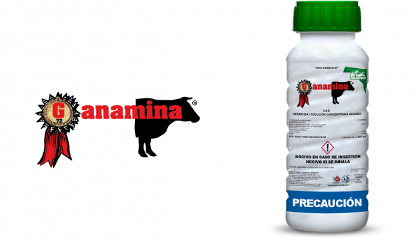 ganamina72-herbicida