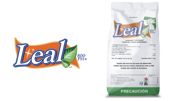 leal800-fungicida